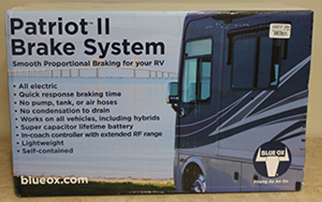 Patriot II Brake System - newsletter size