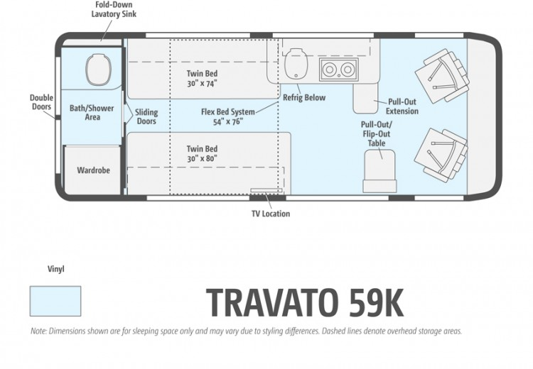 59K Floorplan