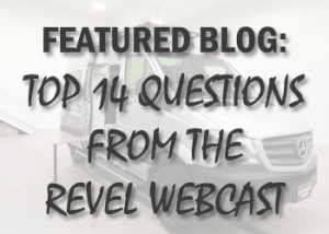 TOP QUESTIONS FROM THE REVEL WEBCAST