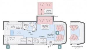 View Navion 24V Floorplan