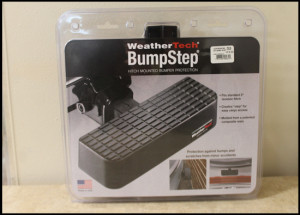 WeatherTech Bump Step for Winnebago Reve