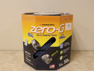 Zero-G RV and Marine Hose
