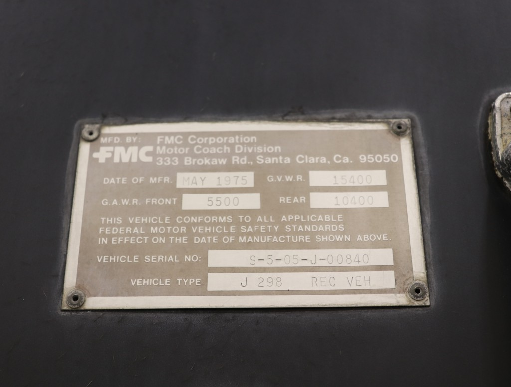 1975 FMC J