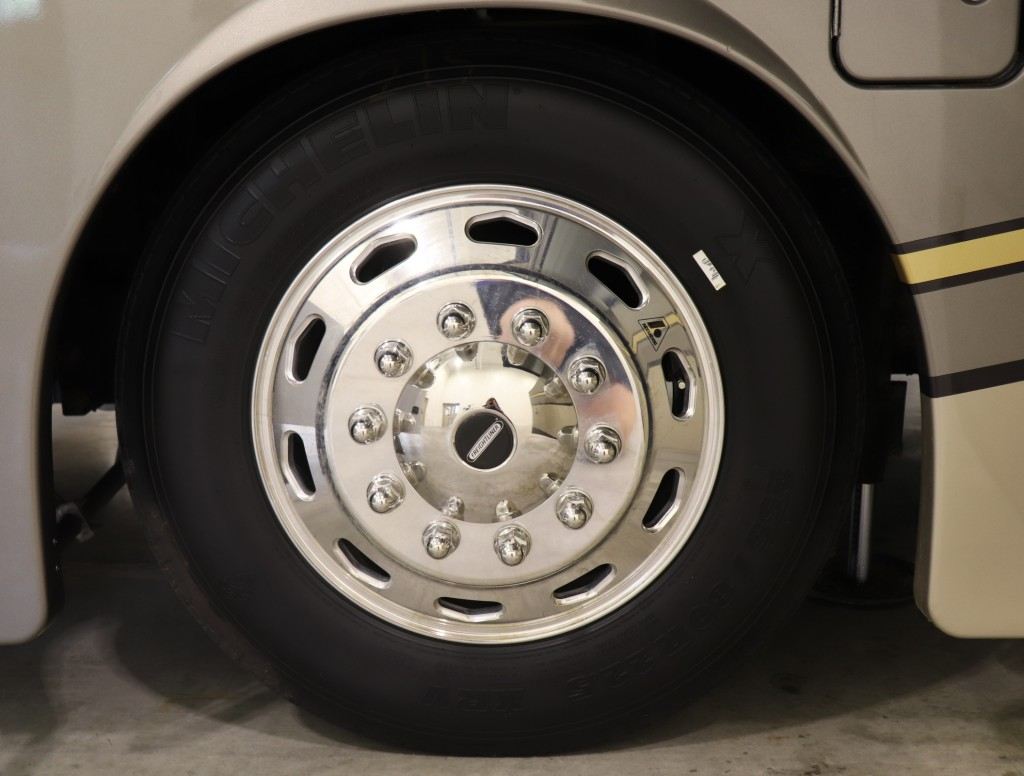 How to Change an RV Tire