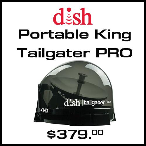 Portable King Tailgater Pro