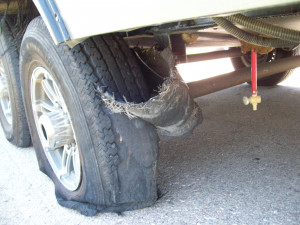 Extending Your RV Tire Life