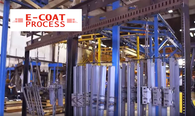 Winnebago E-Coat Video