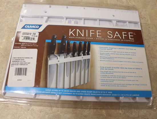 Knife Safe Knife Storage System