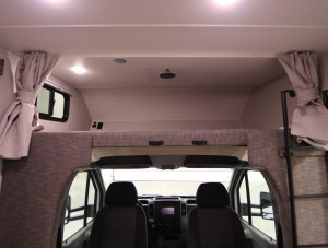 Winnebago Vita 24P Overhead Bed