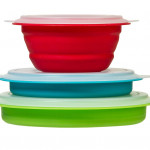 Collapsible Storage Bowls
