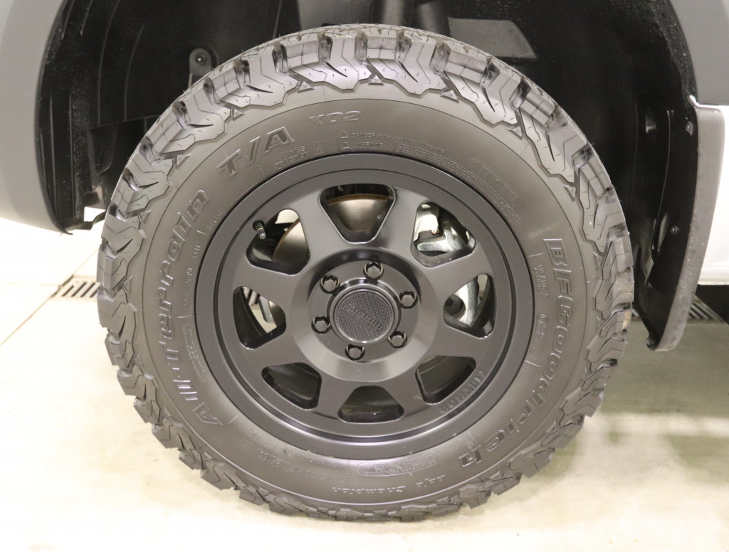 Winnebago Revel Wheel Upgrade