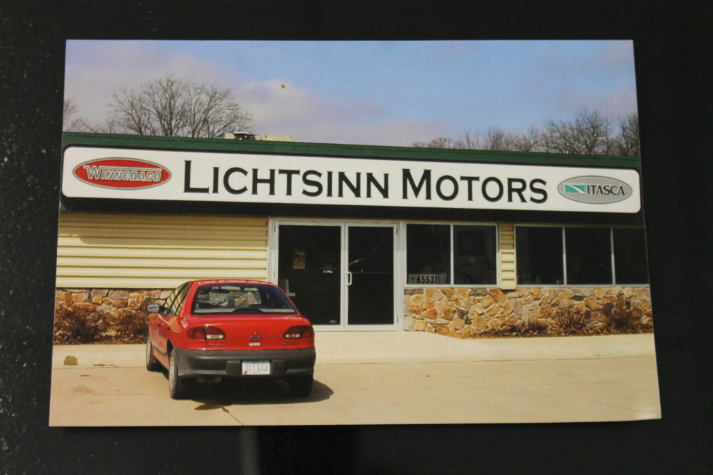 Lichtsinn RV Sales Building