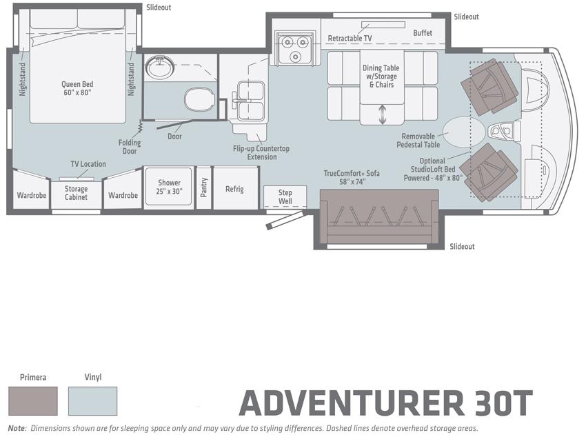 Adventurer 30T