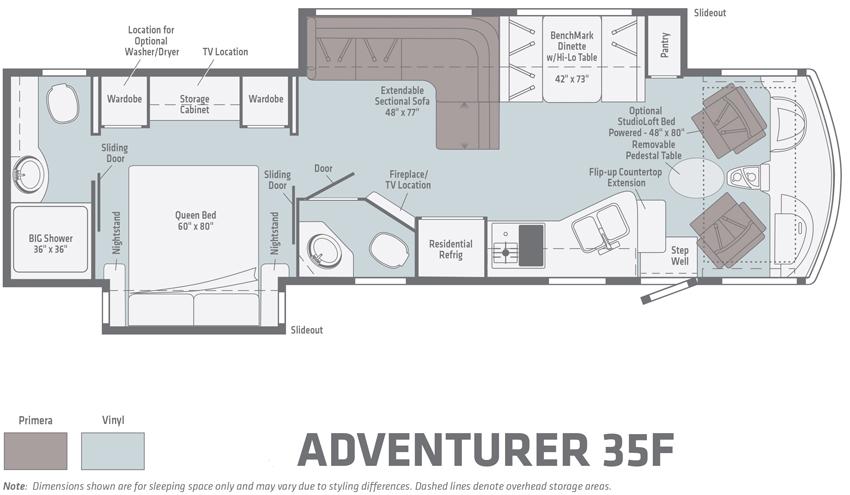 Adventurer 35F