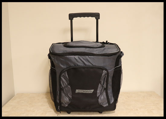 Lichtsinn RV Cooler Bag with Wheels - $40.00