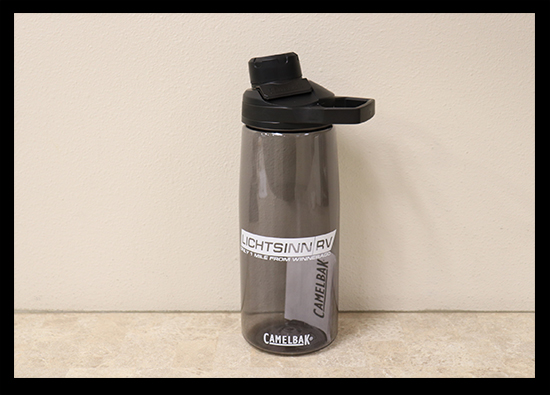 25 Oz. CamelBak Water Bottle with Lichtsinn RV Logo - $18.00