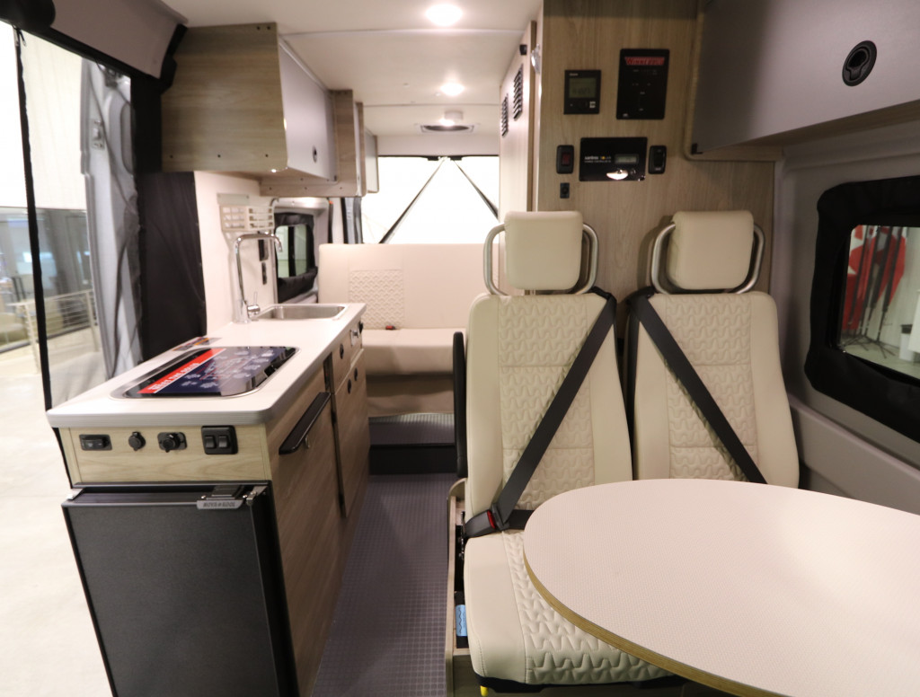 Winnebago Solis 59P with Sofa Sleeper