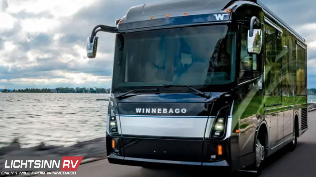 All New Winnebago Journey