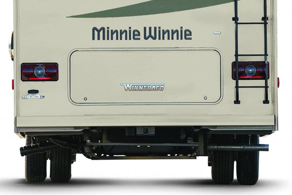 Winnebago Minnie Winnie Winnebago Spirit