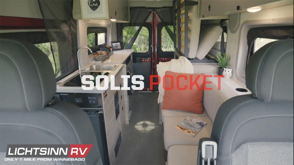 Winnebago Solis Pocket Key Features
