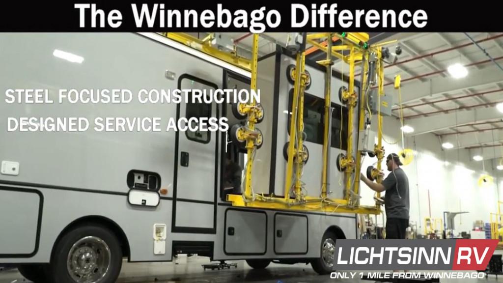 Winnebago Quality Difference