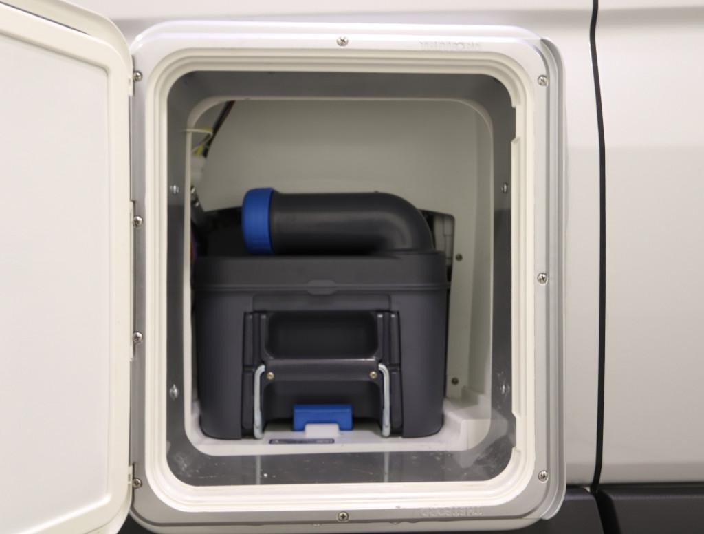 Revel Cassette Toilet