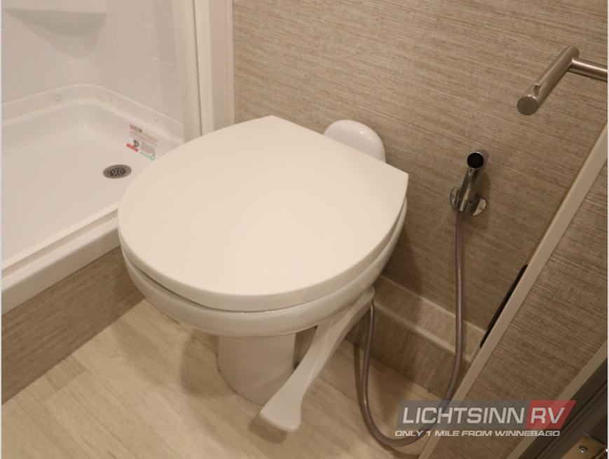 Winnebago Sprinter Toilets