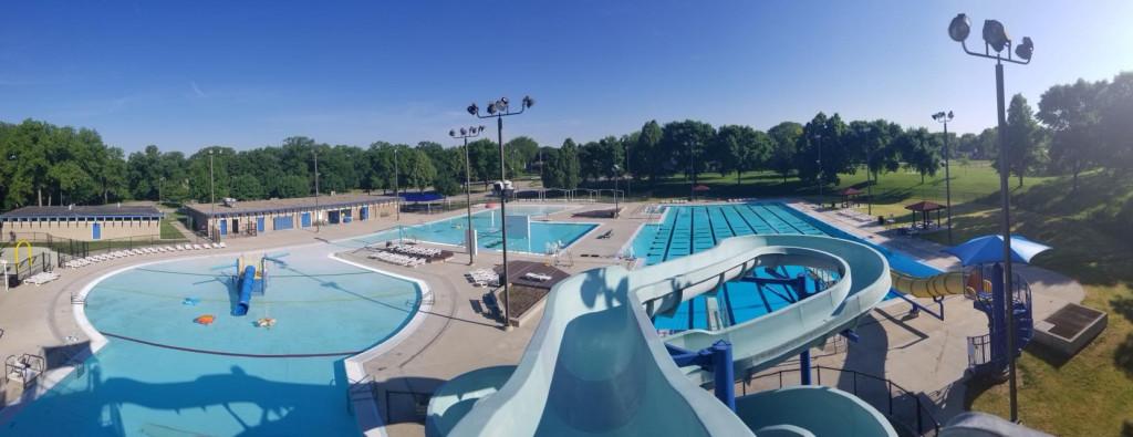 Mason City Family Aquatic Center (Photo Courtesy Mason City Parks and Recreation Department)